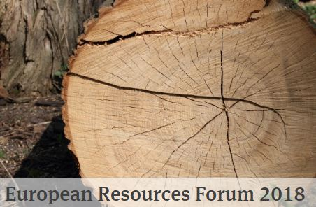 Berlim, 27 e 28 de novembro: European Resources Forum 2018 (ERF)